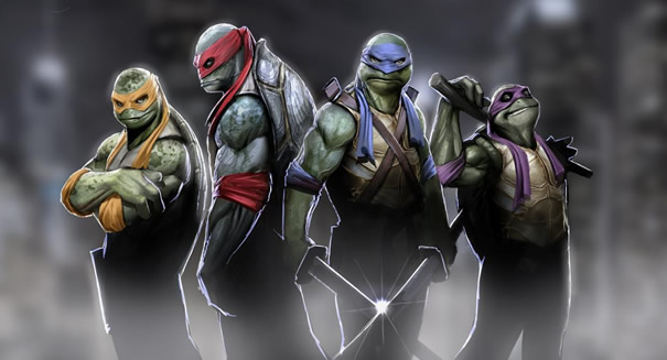 Ninja Turtles – Tráiler