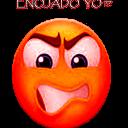 enojado