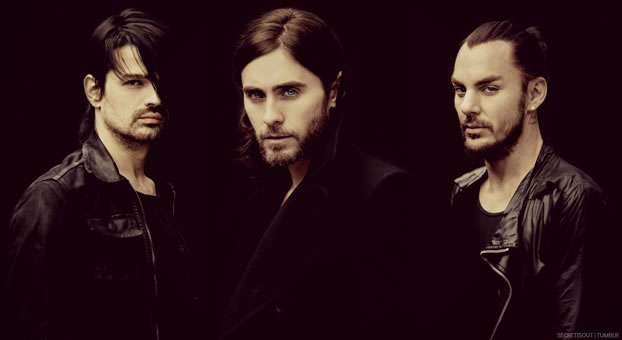 Nuevo video de 30 Seconds To Mars para Up In The Air